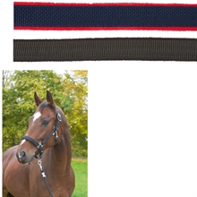 "Kerbl Halster ""Dexter"" met fleece padding"
