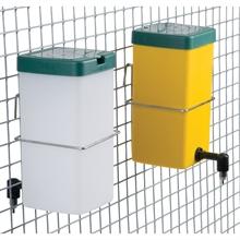 Drinkfles 1 liter met ophangbeugel