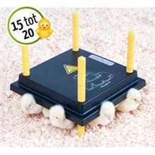 """Verwarmingsplaat """"COMFORT"""" 25x25cm / 15W"""