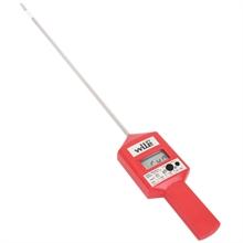 Wile 27 digitale vochtigheidsmeter, sonde voor hooi, stro en kuil