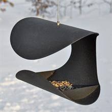 Vogelvoederhuis Chair, exclusief Deens design voederstation voor vogels 23x17x17cm