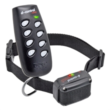 DogTrace D-Control EASY Small, teletac elektronische trainingshalsband voor honden tussen de 3kg en 12kg honden 200mtr afstandstrainer