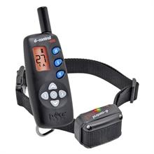 DogTrace D-Control 600, teletac elektronische trainingshalsband met display, toonsignaal en boosterfunctie