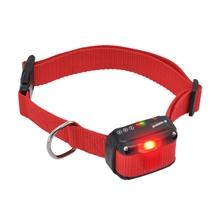 DogTrace teletac extra ontvangerhalsband met toonsignaal, boosterfunctie en signaal LED voor honden vanaf 4 kg