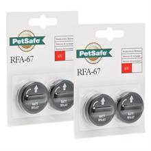 Petsafe batterij RFA-67 4st.