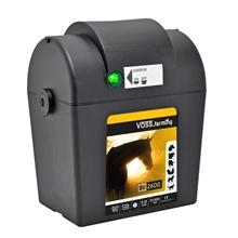 VOSS.farming BV 2600, 9V batterij 0,32 joule / 10.500 volt schrikdraadapparaat