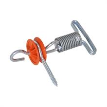 2x VOSS.farming poortgreepanker draaibaar met lintverbinder voor haak poortgrepen