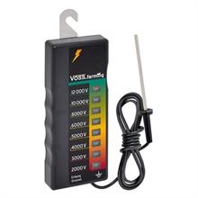 VOSS.farming omheiningstester, afrasteringstester, voor het testen van uw omheining van 2000V tot 12000V