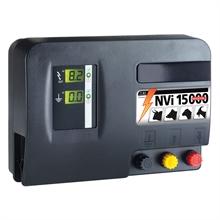 VOSS.farming NVi 15000, 230V netstroom 18,5 joule / 11500 volt impuls met digitaal display