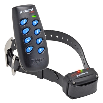 DogTrace D-Control EASY+, 200 m Premium-Ferntrainer
