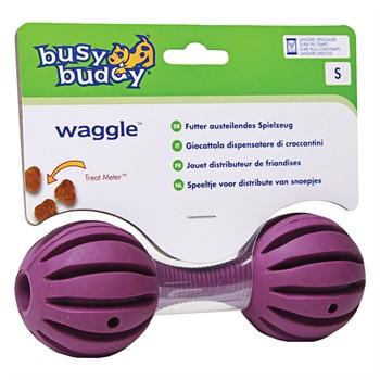 Busy Buddy Waggle - S für Hunde von 4 - 9 kg