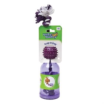 Busy Buddy Tug-a-Jug - X-Small für kleine Hunde und Welpen bis 4 kg