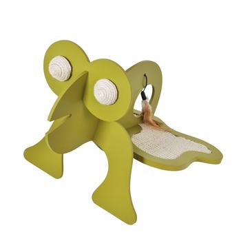 """VOSS.miniPET krab speelgoed voor katten """"Fred the Frog"""""""