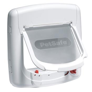 """PetSafe """"Staywell®""""l Luxus magnetische Katzenklappe"""