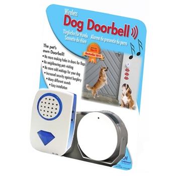 Dog Doorbell - Türklingel für Hunde