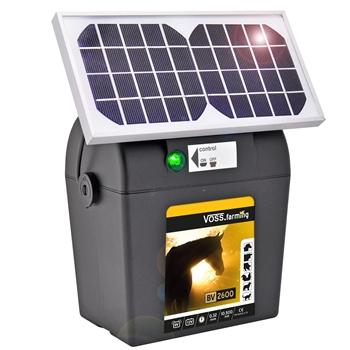 """Weidezaunger�t 9V Batterieger�t """"BV 2600 SOLAR"""", Solarset"""