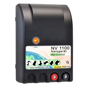 "VOSS.miniPET ""PetControl NV 1100"" - 230V Elektrozaungerät"