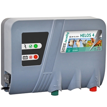 VOSS.farming Helos 4, 12V accu 3,2 joule / 12.000 volt schrikdraadapparaat
