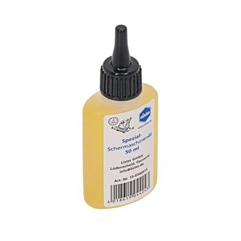 Lister scheermachine olie 50 ml