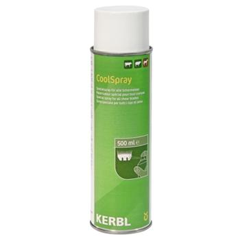 Kerbl coolspray 500ml voor scheermachines
