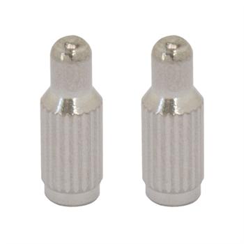 Contactpunten voor VOSS.minipet, Canicom en DogTrace afstandstrainer, 17mm