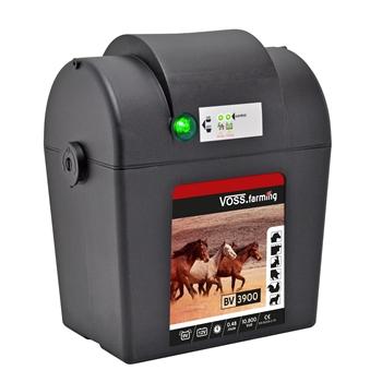 VOSS.farming BV 3900, 9V batterij 0,48 joule / 10.800 volt schrikdraadapparaat