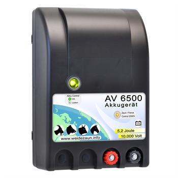 VOSS.farming AV 6500, 12V accu 5,2 joule / 10.000 volt schrikdraadapparaat