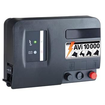 VOSS.farming AVI 10.000, 12V accu 7,6 joule / 11.000 volt schrikdraadapparaat met digitale omheiningstester