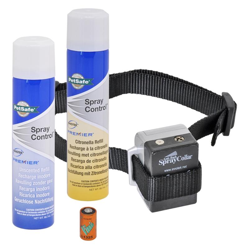 petsafe anti bell halsband citrus geruchlos spray. Black Bedroom Furniture Sets. Home Design Ideas