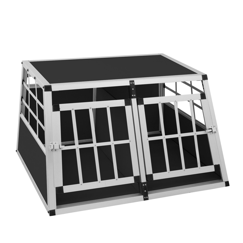 b ware hundebox balu transportbox hundetransportbox alu. Black Bedroom Furniture Sets. Home Design Ideas