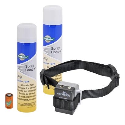 petsafe 2 x citrus spray anti bell halsband sprayhalsband. Black Bedroom Furniture Sets. Home Design Ideas