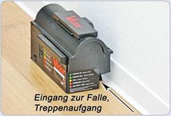 weltneuheit elektronische vielfach mausefalle effektiv elektrische m usefalle ebay. Black Bedroom Furniture Sets. Home Design Ideas