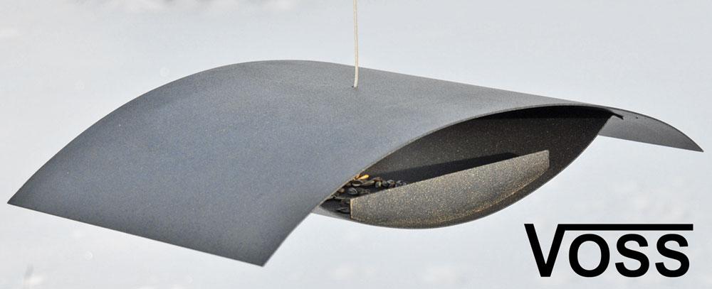 d nische design vogelstation vogelfutterhaus vogelhaus. Black Bedroom Furniture Sets. Home Design Ideas