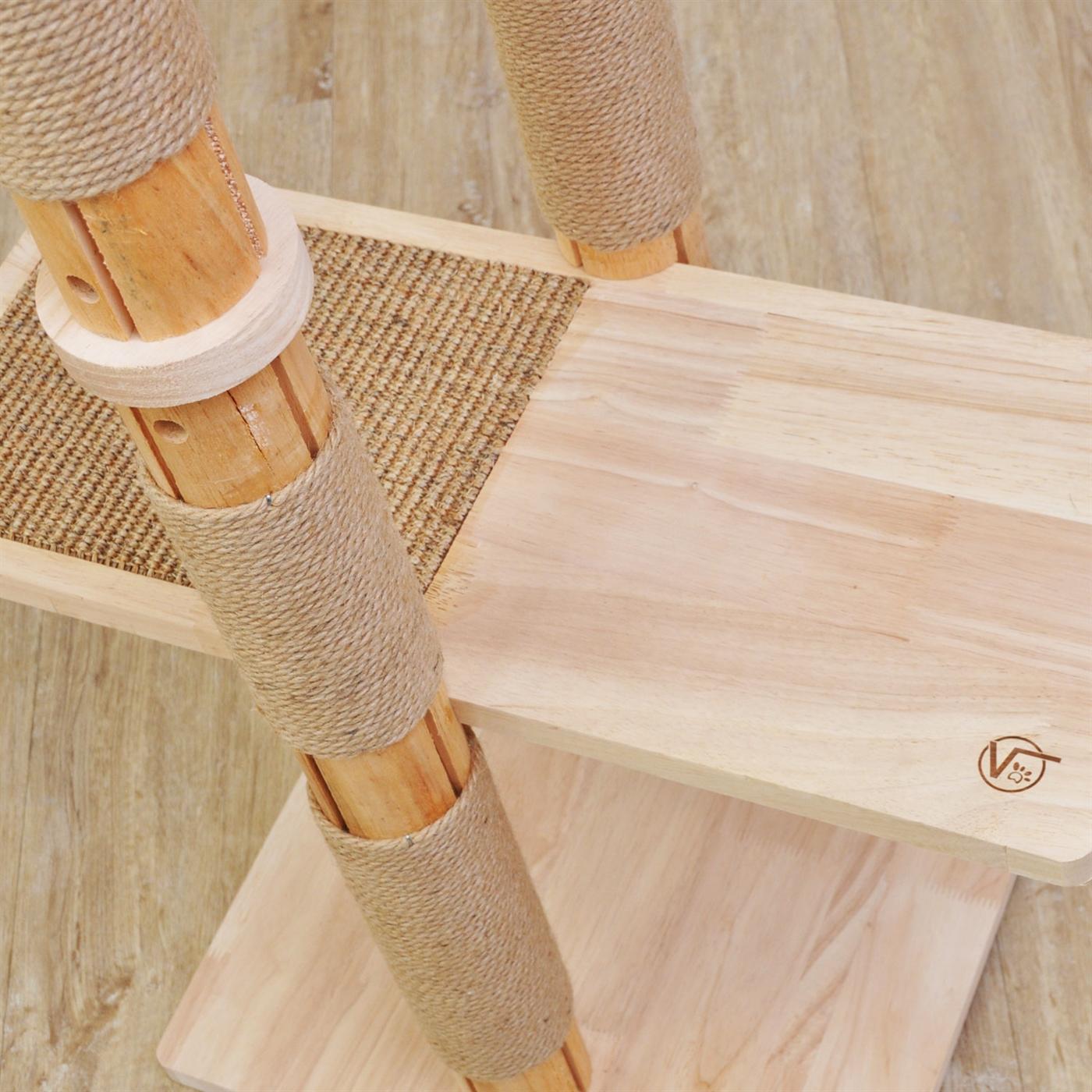 voss minipet kratzbaum garfield kletterbaum katzenkratzbaum katze eur 71 90 picclick at. Black Bedroom Furniture Sets. Home Design Ideas