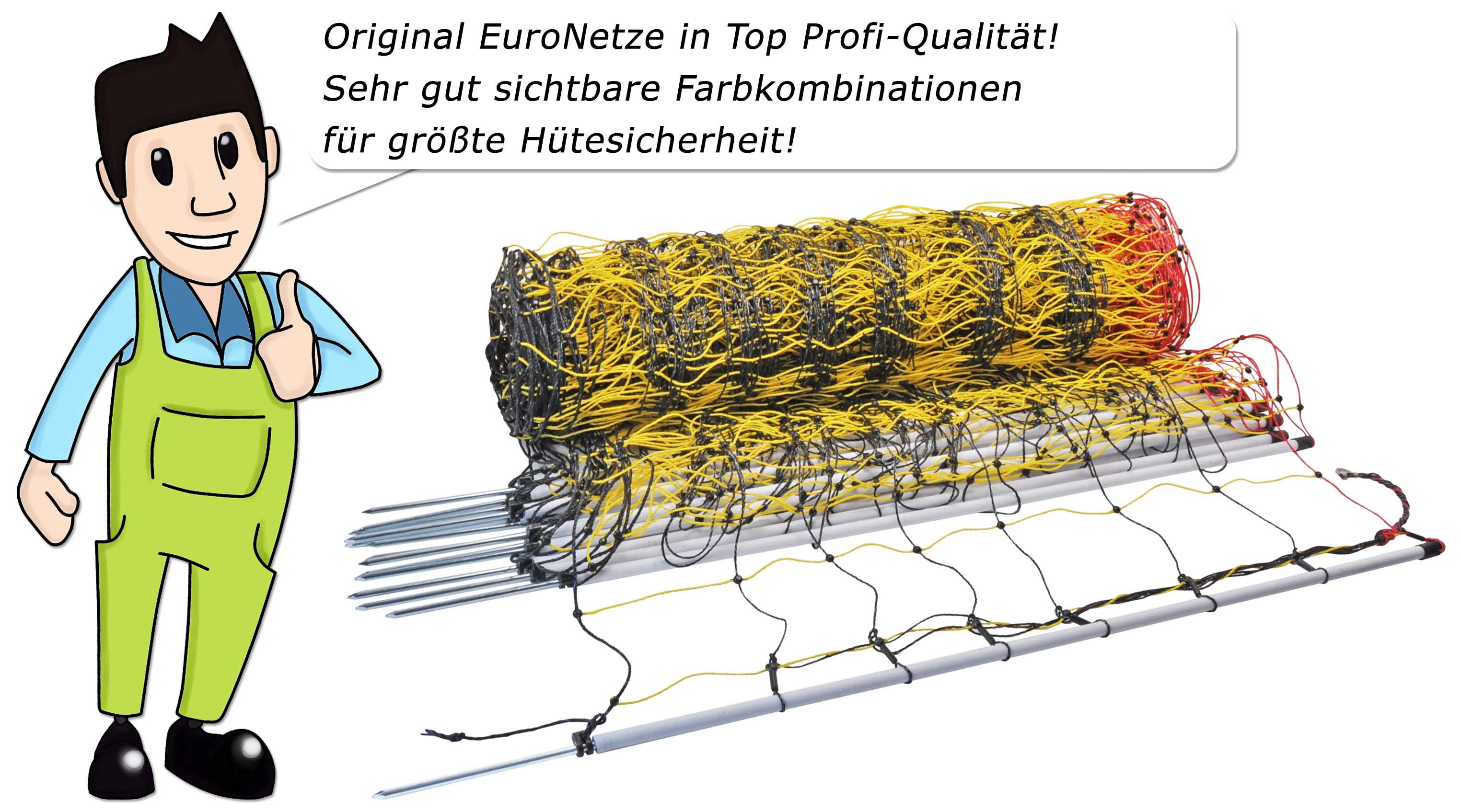 50m 90cm schafnetz euro netz zaun schaf zaun agility einz unung hundeschule ebay. Black Bedroom Furniture Sets. Home Design Ideas