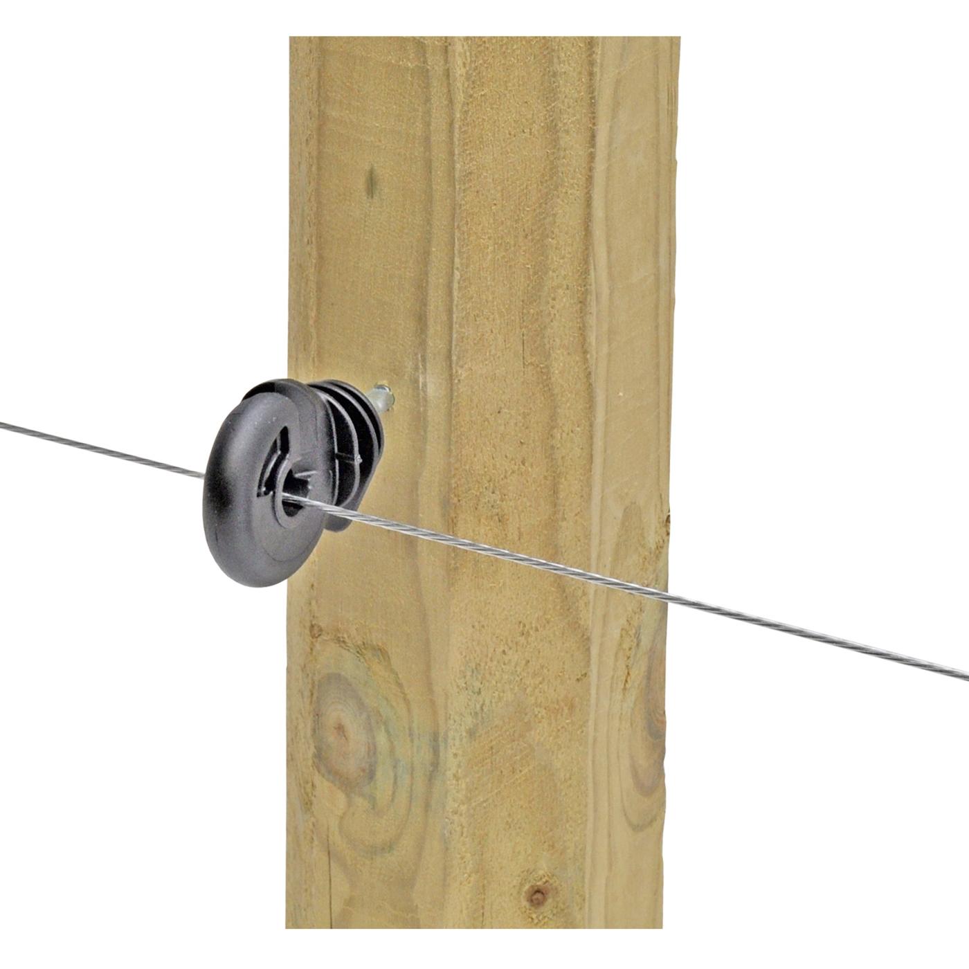 50x isolateur annulaire pour corde cordon fil ruban - Ruban cloture electrique ...