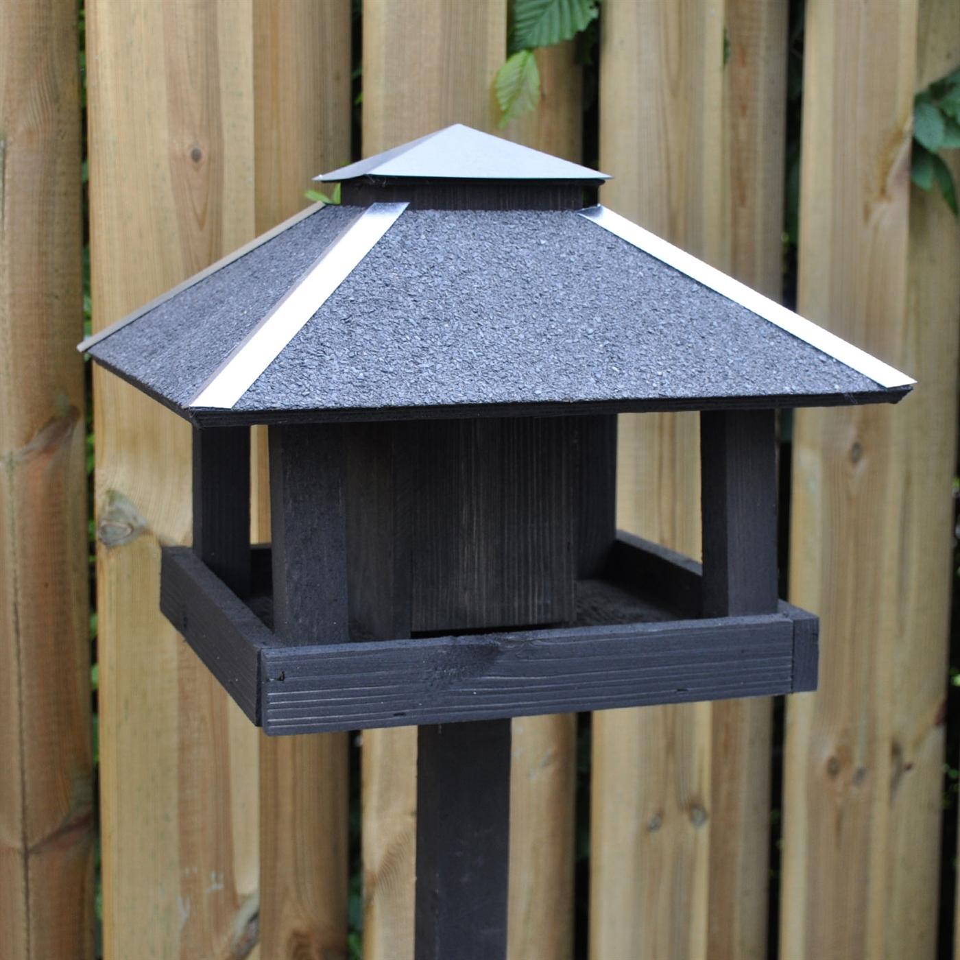 futterhaus vejers standfu vogelvilla vogelhaus vogelh uschen vogelfutter eur 49 90. Black Bedroom Furniture Sets. Home Design Ideas