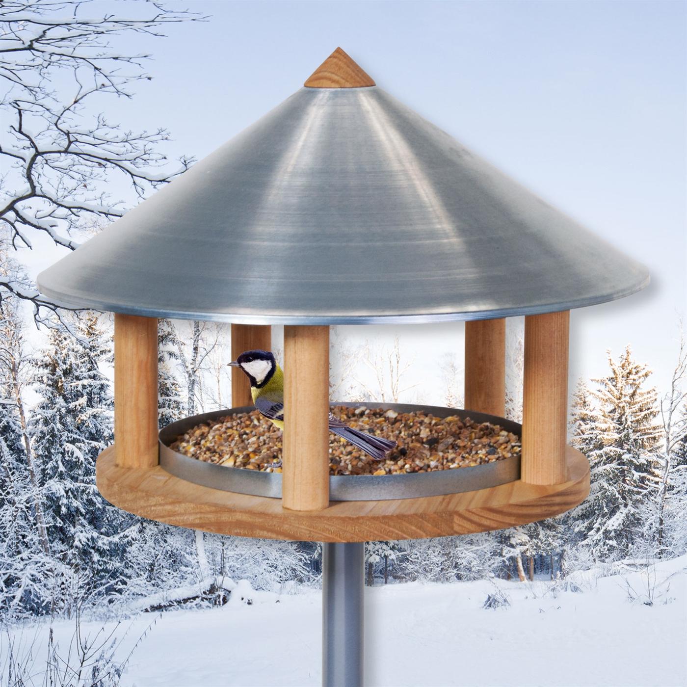 vogelhaus roskilde d nisches design vogelfutterhaus. Black Bedroom Furniture Sets. Home Design Ideas