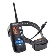 DogTrace D-Control 1010, Ferntrainer mit Mini-Fernbedienung