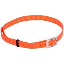 Ersatzhalsband ONE - 15mm x 70cm, orange