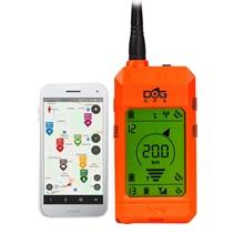 DogTrace GPS Handsender/-empfänger, Ersatzfernbedienung für Hundeortungsgerät X30 und X30T