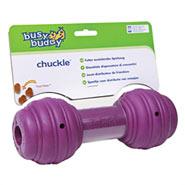 Busy Buddy Chuckle Hundespielzeug für kleine bis große Hunde allen Alters