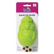 Busy Buddy - Puppy Squirrel Dude Medium für große Welpen von 2 bis 6 Monaten