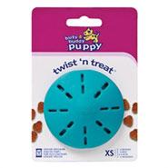 """Busy Buddy - Puppy Twist""""n Treat X-Small für kleine Welpen von 2 bis 6 Monaten"""