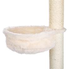 Katzen Kuschelsack für Kratzbäume, Kratzbaum Ersatzteil, Ø 38cm, creme