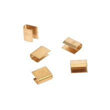 5x VOSS.farming Reparatur Clip - Copper Fastener
