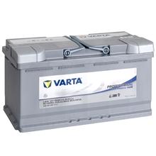 VARTA PROFESSIONAL Versorgungsbatterie, AGM Akku 12V/ 95Ah