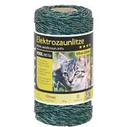 VOSS.miniPET Elektrozaun Litze - 125m - 4x0,20 TLD - grün