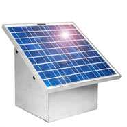 VOSS.farming 30W Solarsystem, inkl. Box und Zubehör