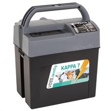 """VOSS.farming """"KAPPA 7"""" Multifunktions-Weidezaungerät für 9V, 12V und 230V Betrieb"""